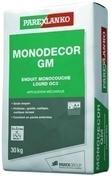 Enduit monocouche lourd grain moyen MONODECOR GM sac de 30kg coloris O76 30 KG - Protège-angle sortant en acier galvanisé déployé avec jonction PVC 317 ocre long.3m - Gedimat.fr