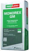 Enduit monocouche semi-allégé grain moyen MONOREX GM sac de 30kg coloris G00 blanc naturel - Carrelage pour mur en faïence brillante MAIOLICA dim.20x20cm coloris nero - Gedimat.fr