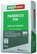 Enduit de parement traditionnel PARDECO FIN sac de 25kg coloris G20 blanc cassé - Poutre VULCAIN section 20x40 cm long.4,50m pour portée utile de 3,6 à 4,10m - Gedimat.fr