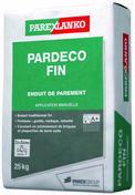 Enduit de finition PARDECO FIN G20 blanc cassé - sac de 25kg - Enduits de façade - Revêtement Sols & Murs - GEDIMAT
