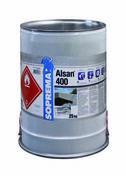 Résine d'étanchéité liquide ALSAN 400 - bidon de 25kg - Etanchéité des terrasses - Matériaux & Construction - GEDIMAT