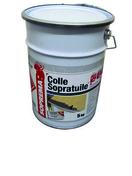 Colle SOPRATUILE en seau de 5kg - Châtière GALLEANE 12 coloris silvacane littoral - Gedimat.fr