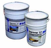 Pare-vapeur liquide SOPRAVAP 3 EN 1 - Kit de 25kg - Ecrans pare vapeur - Couverture & Bardage - GEDIMAT