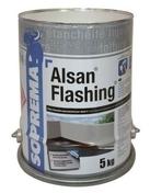 Résine d'étanchéité liquide ALSAN FLASHING Bidon 15kg - Doublage polyuréthane SIS REVE SI ép.100+10mm larg.1.20m long.2,50m - Gedimat.fr