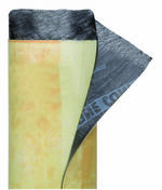 Sous couche acoustique VELAPHONE CONFORT en rouleau long.20m larg.1,07m - Volet battant PVC ép.24mm blanc 2 vantaux haut.2,05m larg.80cm - Gedimat.fr