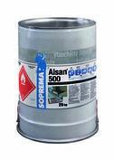 Résine d'étanchéité liquide ALSAN 500 RAL 1014 sable - bidon de 25kg - Etanchéité des terrasses - Couverture & Bardage - GEDIMAT