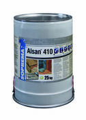 Résine d'étanchéité liquide ALSAN 410 - bidon de 25kg - Etanchéité des terrasses - Couverture & Bardage - GEDIMAT