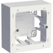 Boite pour montage en saillie encastré à composer Odace Styl blanc - Modulaires - Boîtes - Electricité & Eclairage - GEDIMAT