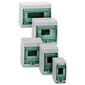 Coffret à équiper étanche mini Kaedra pour appareillage modulaire 6 modules - Tableaux électriques - Electricité & Eclairage - GEDIMAT
