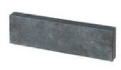 Bordure droite Mambo Bluestone en pierre naturelle ép.5cm dim.100x15cm coloris bleutée - Porte de service isolante DIEPPE en PVC gauche poussant haut.2,15m larg.90cm - Gedimat.fr