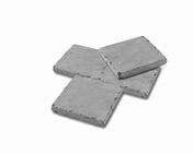 Pavé pierre bleue 20X20X2,5 cm - GEDIMAT - Matériaux de construction - Bricolage - Décoration
