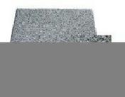 Dalle terrasse Rumba ép.3,7cm dim.40x40cm coloris gris - Tuile à douille CANAL diam.100mm lc coloris terroir - Gedimat.fr