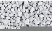 Gravier décoratif en pierre naturelle GLETSJER 8-15mm sac de 25 kg coloris blanc - Sables - Graviers - Galets décoratifs - Revêtement Sols & Murs - GEDIMAT