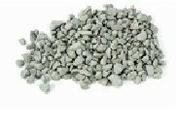 Gravier décoratif PORPHYRE 6,3-14mm sac de 40 kg coloris gris - Granulats - Matériaux & Construction - GEDIMAT