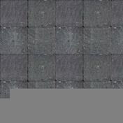 Pavé tambouriné IN-LINE ép.6cm dim.20x5cm coloris noir - Pavé vieilli MEDIEVAL en pierre reconstituée ép.6cm dim.12x12cm coloris anthracite - Gedimat.fr