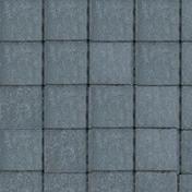 Pavé tambouriné IN-LINE ép.6cm dim.15x15cm coloris pierre bleu - Dallage CASTELLANE multiformat en pierre reconstituée aspect martelé ép.3.5cm coloris Ardèche - Gedimat.fr