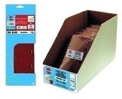 8 patins 8 trous 93x185 grain 80 par 15 lots - Consommables et Accessoires - Outillage - GEDIMAT