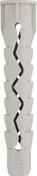 Cheville universelle à collerette 2 segments NYLON XP en polyamide diam.10mm long.65mm - boite de 50 - Coude laiton fer/cuivre 90GCU mâle à visser diam.12x17mm à souder diam.10mm avec lien 1 pièce - Gedimat.fr