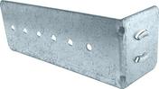 Suspente en acier galvanisé ROCKAFIX boîte de 100 pièces - Dalle de particules ép.22mm larg.0,60m long.2,06m - Gedimat.fr