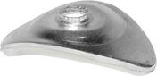 Cavalier en aluminium monobloc ETANCOVALU SO diamètre du trou 8,5mm - 100pièces - Poutre béton armé RAID 7 larg.10cm haut.7cm long.4,20m - Gedimat.fr