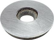 Rondelle en alliage alluminium VULCA diam.ext.16mm ép.2mm pour vis de 6,5mm - 100 pièces boîte de 100 pièces - Boulons - Ecrous - Rondelles - Quincaillerie - GEDIMAT