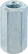 Manchon cylindrique de raccordement en acier zingué diam.int.8mm long.30mm - boite de 100 pièces - Quincaillerie de couverture et charpente - Quincaillerie - GEDIMAT