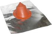 Manchon en caoutchouc VERSATUILE 2000 SILICONE Mini embase ronde en aluinium - Quincaillerie de couverture et charpente - Quincaillerie - GEDIMAT