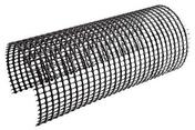 Tube semi-ouvert en poly�thyl�ne STOP FEUILLE pour goutti�re demi-ronde de 33 diam.150 � 180mm. - Quincaillerie de couverture et charpente - Quincaillerie - GEDIMAT