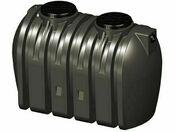 Fosse en polyéthylène rectangulaire 5000 litres avec préfiltre à cassette - Enduit de parement traditionnel PARDECO TYROLIEN sac de 25kg coloris O19 - Gedimat.fr