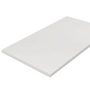 Plateau de table ép.18mm larg.0,80m long.1,20m Hêtre - Panneau polystyrène extrudé URSA XPS N III L bords feuillurés ép.100mm larg.60cm long.1,25m - Gedimat.fr