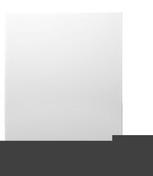 Carrelage pour mur en faïence blanche brillante lisse larg.20cm long.25cm - Paroi long.90cm haut.200cm ELANA - Gedimat.fr