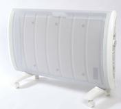 Panneau rayonnant CLIMAT 15 TLS 1500W larg.83,5cm haut.54,5cm prof.27,5cm blanc - Radiateurs électriques - Chauffage & Traitement de l'air - GEDIMAT