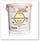 Badigeon en pâte BADILITH seau de 10kg - Chausable talochée sac de 35kg - Gedimat.fr