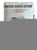Enduit monocouche MONO SAINT-ASTIER G sac de 30kg teinte 086 - Enduits de façade - Aménagements extérieurs - GEDIMAT