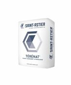 Chaux TERENAT NHL2 sac de 25kg - Lambris PVC ELEMENT COMPACT aboutable ép.8mm larg.375mm long.1,20m béton anthracite - Gedimat.fr