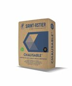 Chausable naturel sac de 35kg - Enduit de parement traditionnel PARDECO TYROLIEN sac de 25kg coloris O10 sable - Gedimat.fr