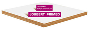 Contreplaqué pré-peint CTBX tout Okoumé PRIMED ép.25mm larg.1.22m long.2,50m - Porte seule SOUND 204x83cm blanc structuré - Gedimat.fr
