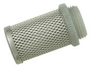 Filtre de pompe inox clapet anti retour 26x34 - Filtres - Cartouches - Plomberie - GEDIMAT