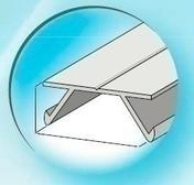 Profil goutte d'eau larmier en pvc long.2m pour ép.15mm d'enduit - Poutrelle treillis RAID long.béton 9.50m portée libre 9.45m - Gedimat.fr