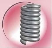 Bague 5 spirales en cuivre sans bord diam.100mm - Double de rive droite sans rabat DC12 coloris pastel occitan - Gedimat.fr