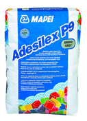 Mortier colle amélioré ADESILEX P9 MAPEI sac de 25kg classe C2E coloris gris - Contreplaqué tout Okoumé OKOUPLAK ép.18mm larg.1,83m long.3,10m - Gedimat.fr