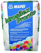 Enduit mince d'imperm�abilisation et de cuvelage IDROSILEX PRONTO 25kg coloris blanc. - Hydrofuge en poudre SUPER SIKALITE dose de 1kg - Gedimat.fr
