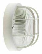 Hublot rond 100W gril ip44 cl2 - Projecteurs - Baladeuses - Hublots - Electricité & Eclairage - GEDIMAT