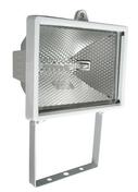 Projecteur 120 Watts blanc avec tube R7S - Projecteurs - Baladeuses - Hublots - Electricité & Eclairage - GEDIMAT