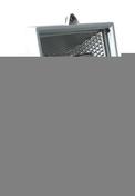 Projecteur 120 Watts avec détecteur blanc et tube R7S - Projecteurs - Baladeuses - Hublots - Electricité & Eclairage - GEDIMAT