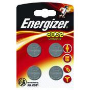 PILE CR2032 3V LITHIUM ENERGIZER B4 - Piles - Torches - Electricité & Eclairage - GEDIMAT