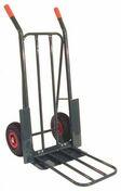 Diable professionnel roue gonflée 250 Kg - Machines d'atelier - Outillage - GEDIMAT