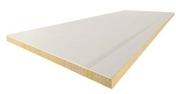 Doublage isolant PREGYTHERM R= 1,75 Standart BA10+60 plaque de plâtre + PSE Graphite TM ép.10+60mm larg.1,20m long.2,60m - Contreplaqué agencement tout peuplier ép.30mm larg.1,22m long.2,50m - Gedimat.fr