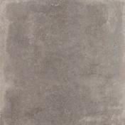 Carrelage pour mur en faïence TERRE dim.20x20cm coloris cenere - Réduction droite en pvc diam.12,5/15cm blanc - Gedimat.fr