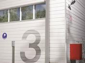 Bardage fibre de bois NEO 97 % Eucalyptus ép.9,5mm larg.280 (utile) x 140mm long.3,66m Grey - Sous-faîtière 3/4 pureau pour tuiles ROMANE-CANAL coloris rouge - Gedimat.fr
